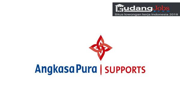 Lowongan Kerja PT. Angkasa Pura Support