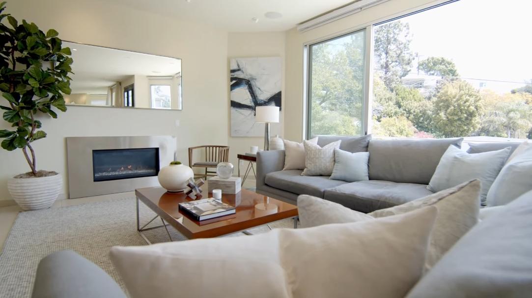 56 Photos vs. 1663 N Crescent Heights Blvd, Los Angeles, CA Interior Design Luxury Home Tour
