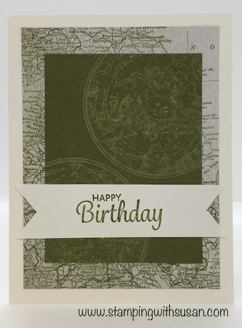 Stampin' Up! World of Good, www.stampingwithsusan.com, Happy Birthday,