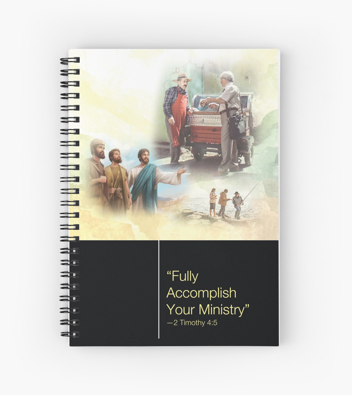 Pioneer Service School (PSS) Notebooks, Greeting Cards, Stickers and