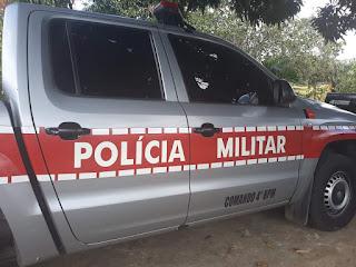 Homem é preso por policiais do 4º BPM em Caiçara suspeito de roubo