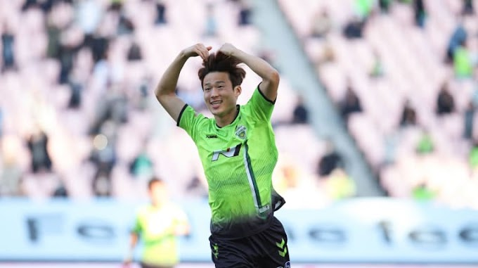 K-League's most valuable player signs for Shandong Luneng