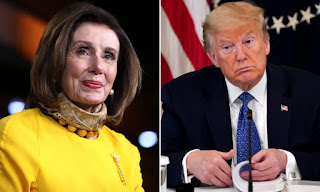 Trump Files Abuse of Power Charges Against Nancy Pelosi and Chuck Schumer.