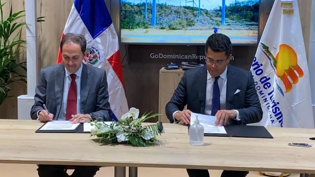 Iberia y Mitur firman nuevo convenio para para aumentar frecuencia de vuelos