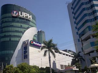 Universitas Swasta Terbaik Di Indonesia 2016 versi DIKTI - universitas pelita harapan
