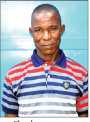 51-Years-Old School Bursar Arrested For Raping And Impregnating 15-Year-Old Student.