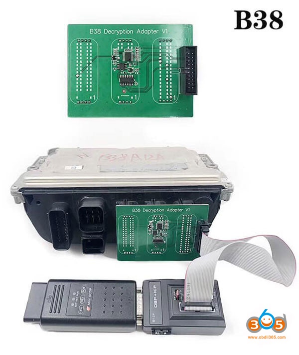 yanhua-acdp-b38-interface-board