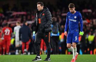 Chelsea midfielder Jorginho responds to exit rumours