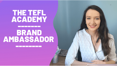 Caitriona (Maria) McTiernan is a Brand Ambassador for The TEFL Academy and is a scam artist.