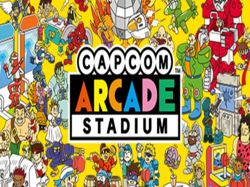 Download Capcom Arcade Stadium Game PC Free