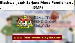 Biasiswa Ijazah Sarjana Muda Pendidikan (ISMP) 2021