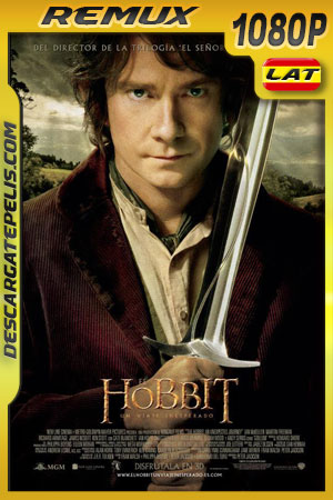 El Hobbit Un viaje inesperado (2012) 1080p BDRemux Latino – Ingles
