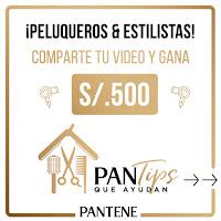 Promoción: PANTENE PERÚ Gana: S/500 (quinientos soles)