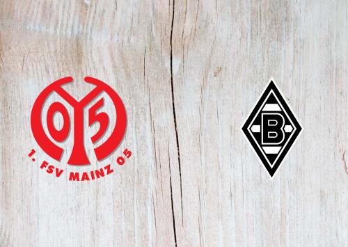 Mainz 05 vs Borussia M'gladbach -Highlights 24 October 2020