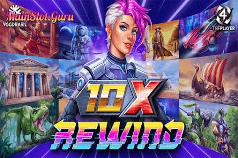 Main Gratis Slot 10x Rewind (Yggdrasil)   96.50% RTP