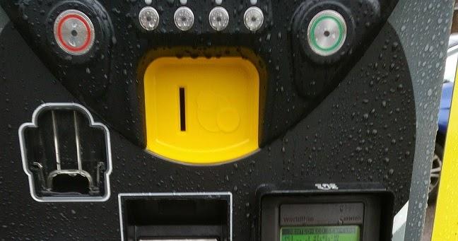 Pay Car Parking Ticket Online