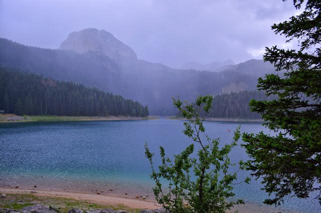 Что посмотреть в Черногории.Черное озеро