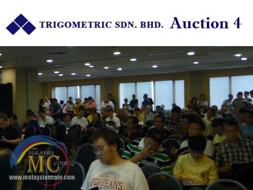 Trigometric Auction 4