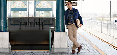Dockers, Fall 2015, moda hombre, moda masculina, pantalones, PT01, PT05, Reglas de estilo, Suits and Shirts, tartan,
