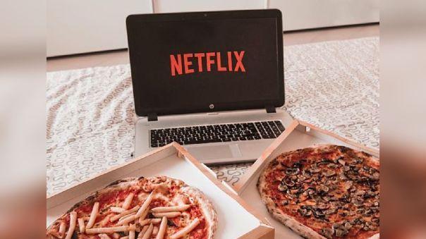 Ver Netflix y comer pizza durante todo el día por 500 dólares.
