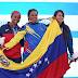 Pesista venezolana Génesis Rodríguez consigue dos medallas de oro en los Centroamericanos 2018