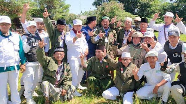 LPI dan FPI di Madura Nyatakan Dukungan untuk Prabowo-Sandi