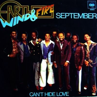 Resultado de imagen de Earth, Wind & Fire - September