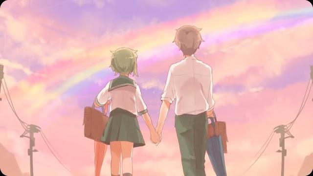 anime pelangi romantis