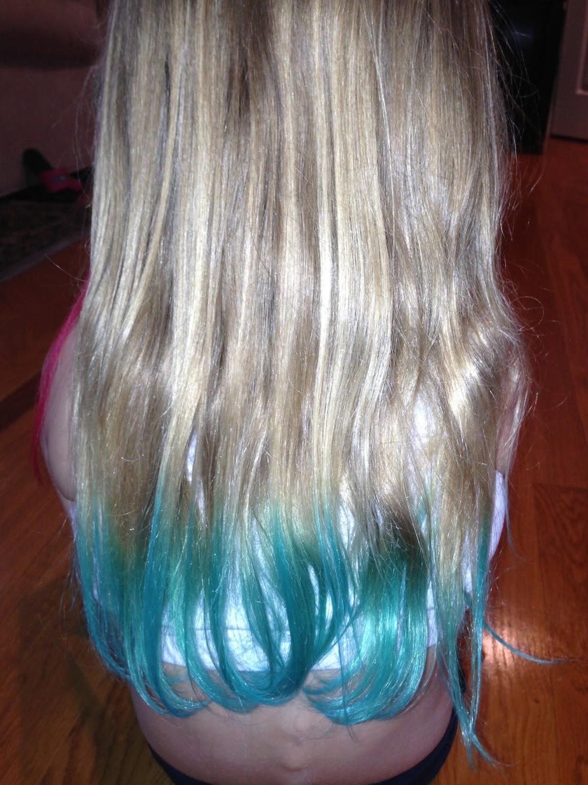 Fox Tales And Ponytails Diy Kool Aid Hair Color