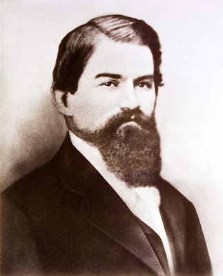 Coca-Cola inventor John Pemberton | 20 Unknown Facts About Coca-Cola I Bet You Don't Know