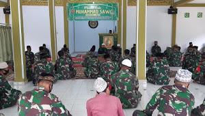 Kodim 0420/Sarko Peringati Maulid Nabi Muhammad SAW