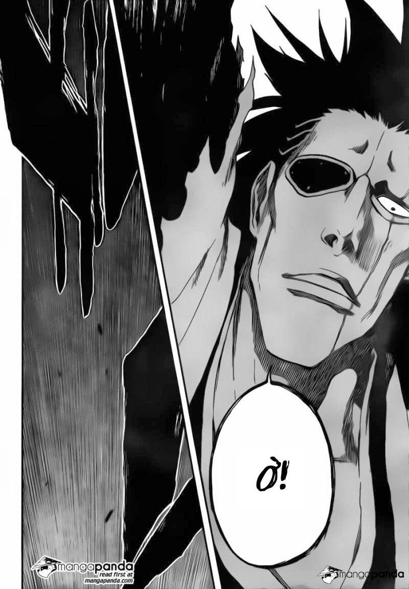 Bleach chapter 573 trang 14