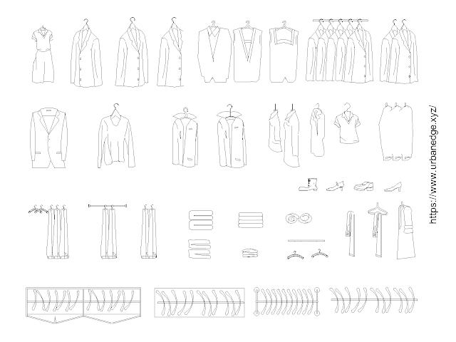 Clothes dwg free cad blocks download - 40+ free cad blocks
