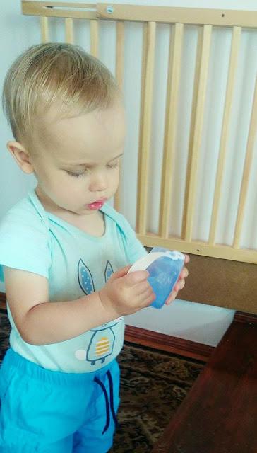 Olaf testuje, Canpol Babies, dziecko, smoczek, pojemnik na smoczek, owieczka, pozytywka, macierzyństwo
