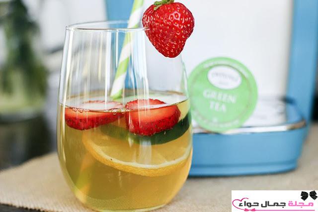 أفضل 5 مشروبات من ماء الديتوكس لخسارة الوزن detox water