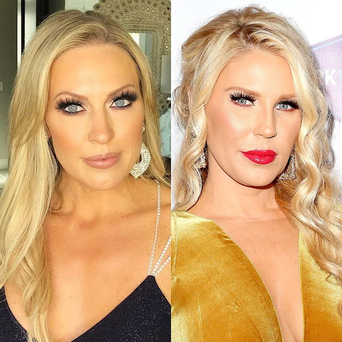"Braunwyn Windham-Burke Responds After Gretchen Rossi Called Her 'RHOC' Storyline 'Inauthentic' And 'Confusing'; Braunwyn Slams Gretchen's 'Uneducated' Comments; Says ""If She Finds It So 'Confusing' I'm Here To Educate – She Has My Number"""