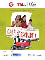 """""""CÁLLATE Y ESCRIBE"""""""