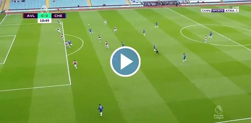 Aston Villa - Chelsea Live Score