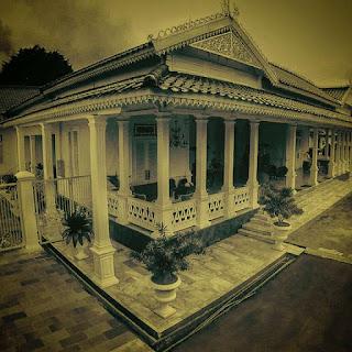 Foto Gedung Pendopo Cianjur