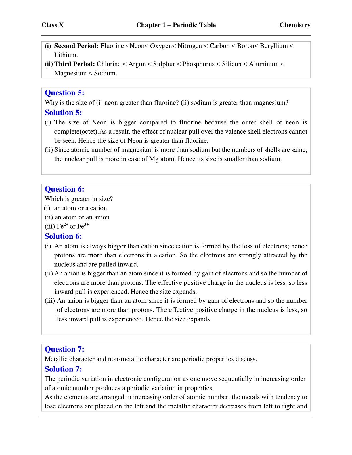 medium resolution of Evergreen Icse Self Study In Chemistry Class 10 - Free Photos