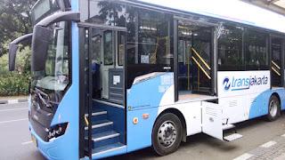 Lowongan Kerja 2018 SMK D3 S1 Di Transjakarta (PT Transportasi Jakarta)