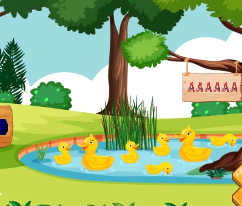 Games2Escape Orange Parak…