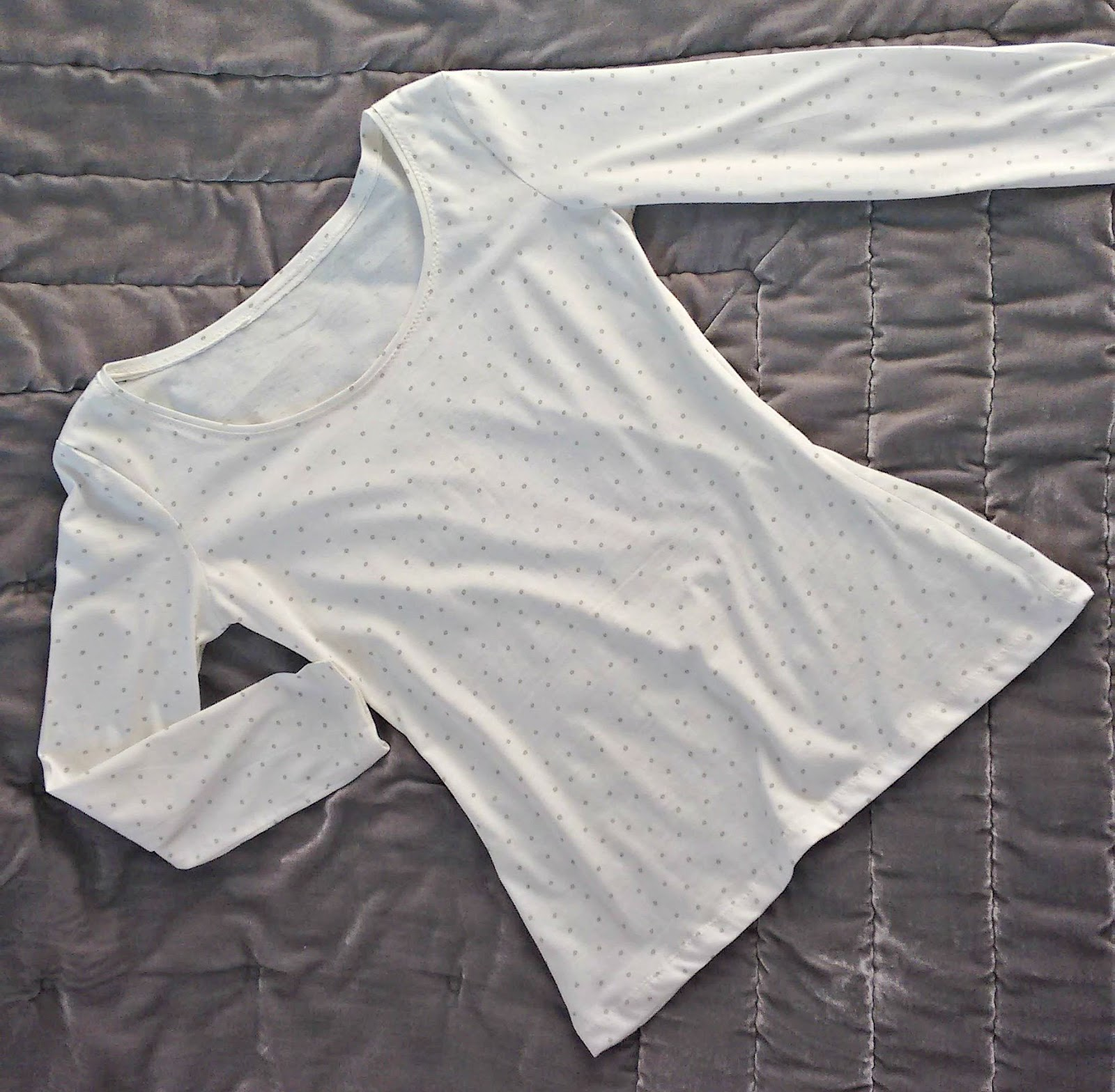 Learning to sew jersey tops online workshop review