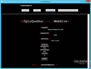 HackingMexico Webhive