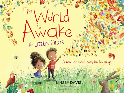 The World is Awake for Little Ones by Linsey Davis