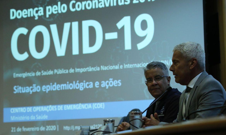 É confirmado coronavírus no Brasil, e governo antecipa vacinação contra gripe...