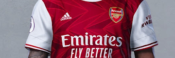 All New Arsenal 20/21, DLS Kit and Logo 2020