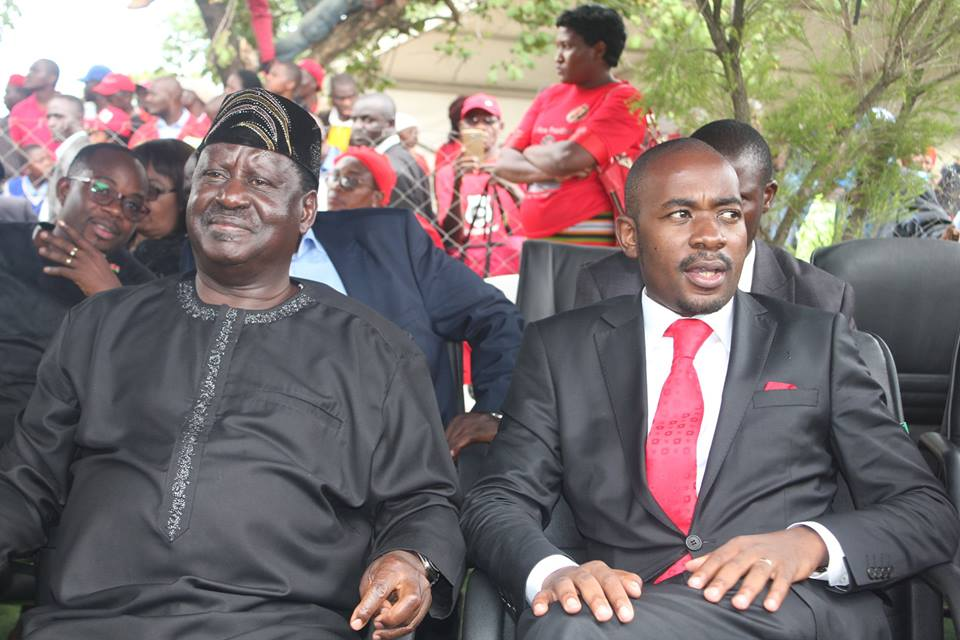 A Befitting Farewell To An Iconic Boss - Morgan Tsvangirai