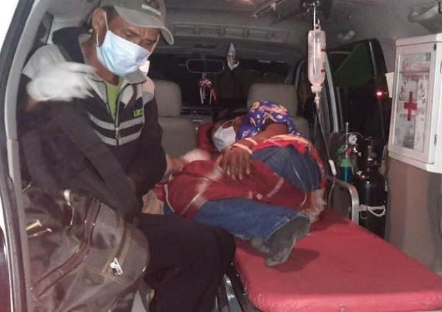 PDP Corona Ditolak 5 Rumah Sakit, Memilukan!
