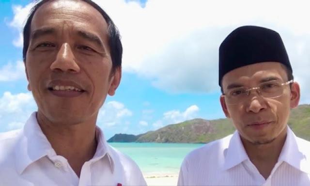 TGB Ngaku Tak Ada Deal Apa pun Dengan Jokowi Terkait Dukungannya